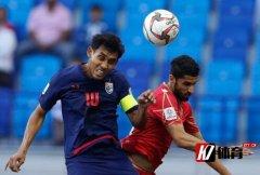 官方:泰国队内包括队长当达在内四人因伤退出中国杯