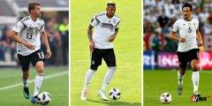 拜仁三球星的国家队球衣号码将被年轻国脚接收