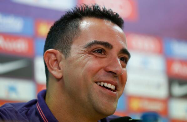 哈维:不赞成卡塔尔世界杯扩军48队