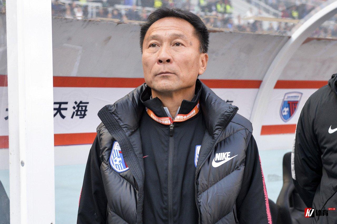 沈祥福:拖欠薪酬报导不实 信任球队能走出窘境
