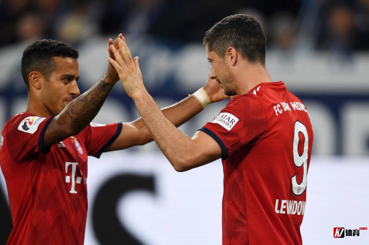 新纪录!拜仁接连30个德国杯客场晋级