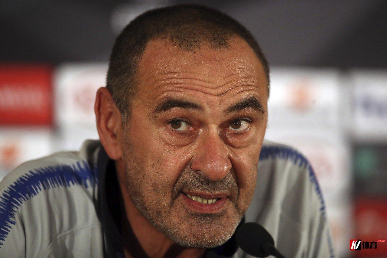 萨里:想持续在切尔西执教 不签新援也有方法提高球队