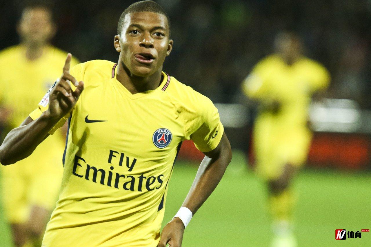RMC体育:巴黎与姆巴佩敞开续约商洽